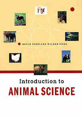 Introduction to Animal Science by Wilson G. Pond