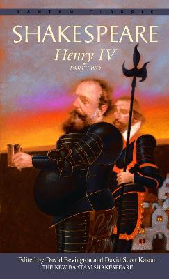 Henry Iv, Part 2 by William Shakespeare