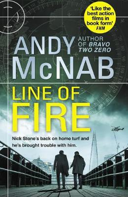 Line of Fire book