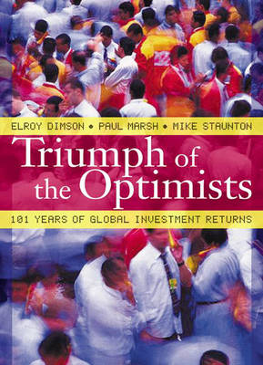Triumph of the Optimists book