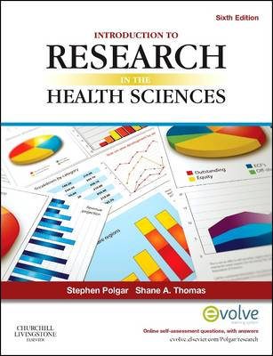 Introduction to Research in the Health Sciences by Stephen Polgar
