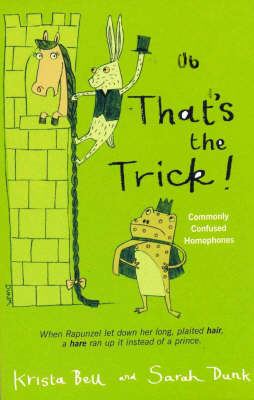 That's the Trick by Krista Bell