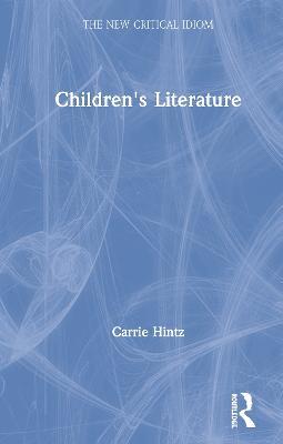 Children's Literature book