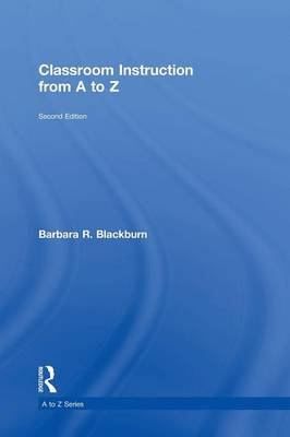 Classroom Instruction from A to Z book