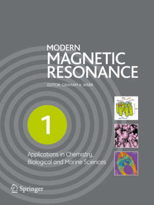Modern Magnetic Resonance by Graham A. Webb