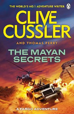 Mayan Secrets by Clive Cussler