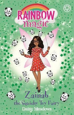 Rainbow Magic: Zainab the Squishy Toy Fairy by Daisy Meadows