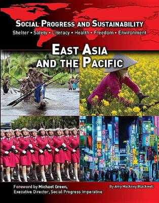 East Asia and the Pacific by Amy Blackwell