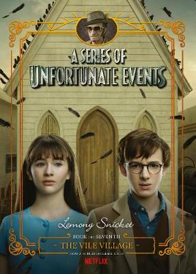 A Series of Unfortunate Events #7 by Lemony Snicket