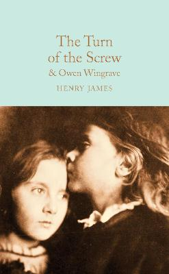 Turn of the Screw and Owen Wingrave book