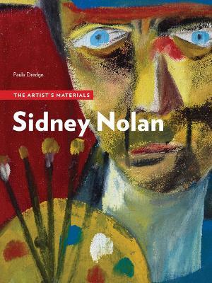 Sidney Nolan - The Artist's Materials book