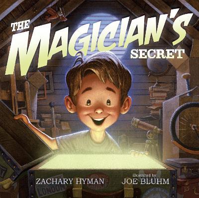 The Magician's Secret by Joe Bluhm