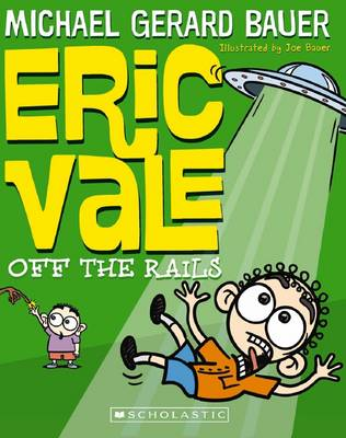 Eric Vale off the Rails book