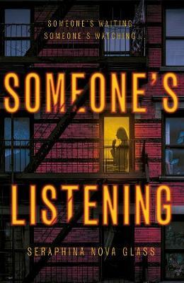Someone's Listening book