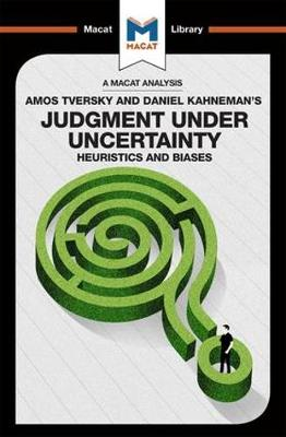 Judgment under Uncertainty by Camille Morvan