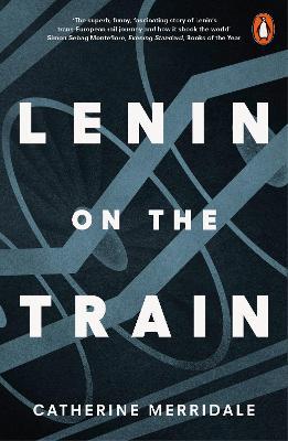 Lenin on the Train book