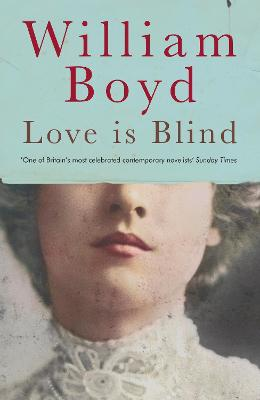 Love is Blind book