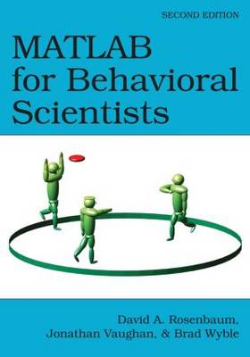 MATLAB for Behavioral Scientists book