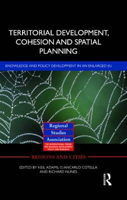 Territorial Development, Cohesion and Spatial Planning book