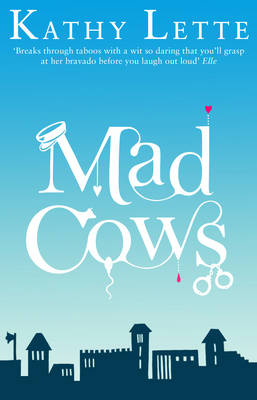 Mad Cows book