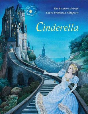 Cinderella by Laura Filippucci
