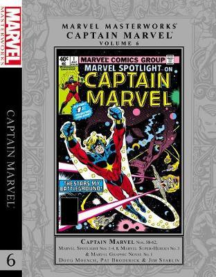 Marvel Masterworks: Captain Marvel Vol. 6 by Jim Starlin