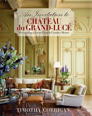 Invitation to Chateau du Grand-Luce book