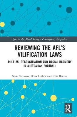 Reviewing the AFL's Vilification Laws book