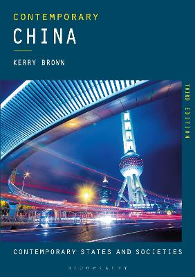 Contemporary China by Kerry Brown