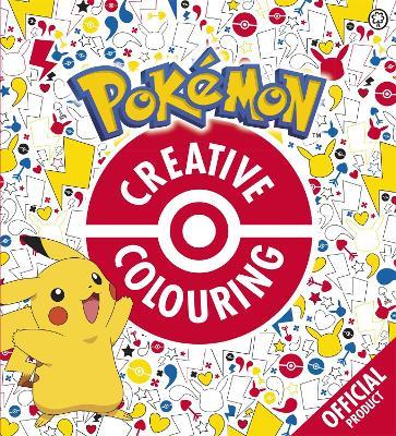Official Pokemon Creative Colouring by Pokemon