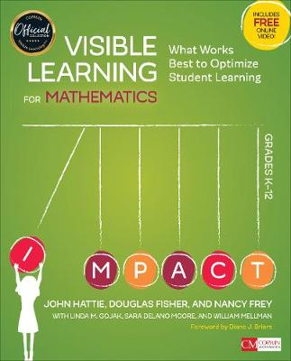 Visible Learning for Mathematics, Grades K-12 by John A. Hattie