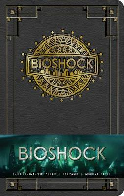 Insights Journals/Bioshock Hardcover Ruled Journal by Insight Editions