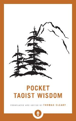 Pocket Taoist Wisdom by Thomas Cleary