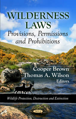 Wilderness Laws by Cooper Brown