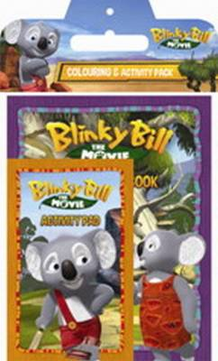 Blinky Bill the Movie Activity Pack by Bark prod. Flying