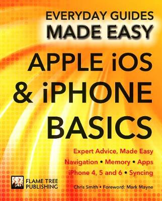 Apple iOS & iPhone Basics book