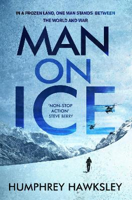 Man on Ice by Humphrey Hawksley