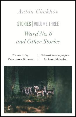 Ward No. 6 and Other Stories (riverrun editions): a unique selection of Chekhov's novellas book