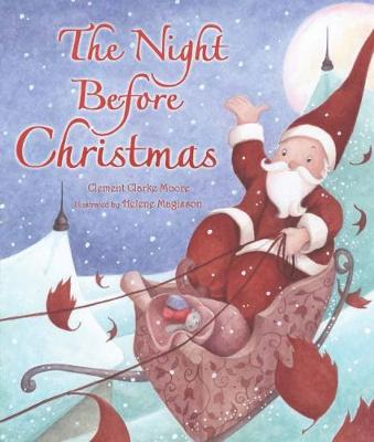 Night Before Christmas by Moore,Clement,C