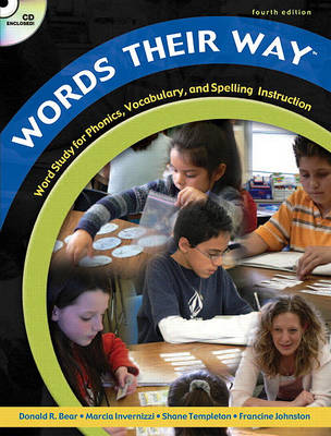 Words Their Way by Donald R Bear