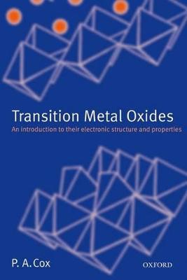 Transition Metal Oxides book