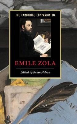 Cambridge Companion to Zola book
