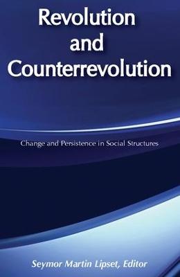 Revolution and Counterrevolution by Seymour Martin Lipset