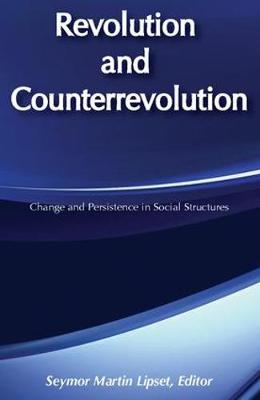 Revolution and Counterrevolution by Seymour Martin Lipset