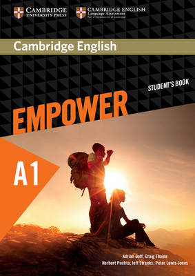 Cambridge English Empower Starter Student's Book by Adrian Doff