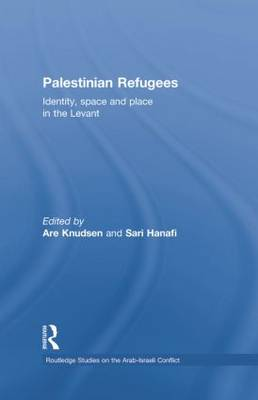 Palestinian Refugees by Are Knudsen