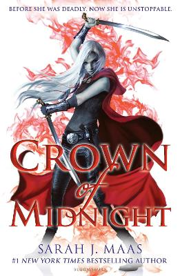 Crown of Midnight book