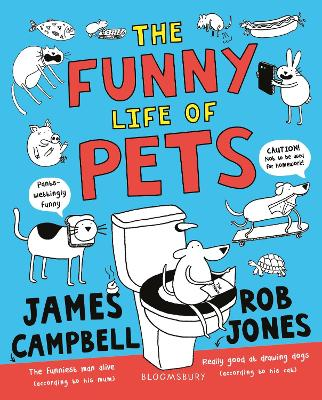 Funny Life of Pets book