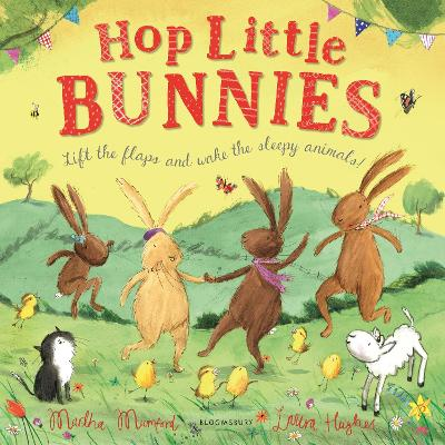 Hop Little Bunnies by Martha Mumford