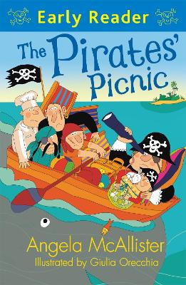 Early Reader: The Pirates' Picnic by Angela McAllister
